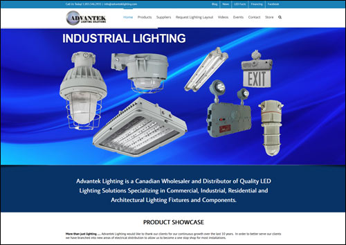 Advantek LED Lighting Solutions, Red Deer, Alberta