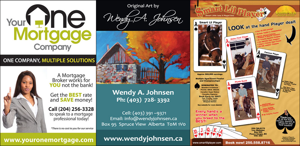 Poster Design and Printing, Salmon Arm, Enderby, Shuswap, Okanagan