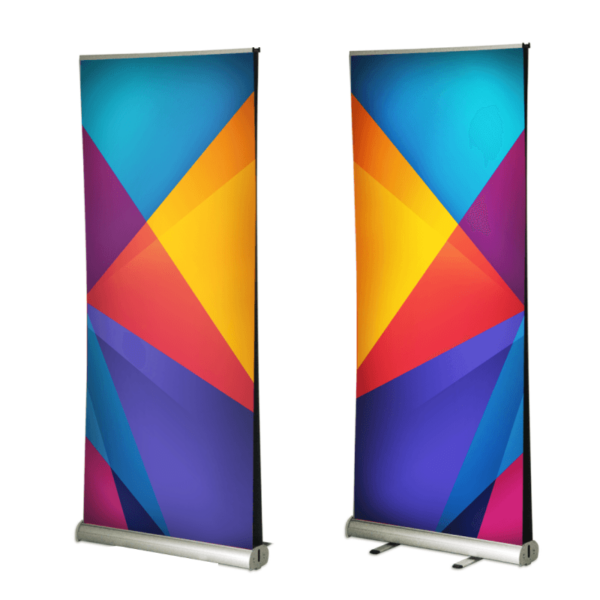 Double Sided Pull Up Banner, Canada