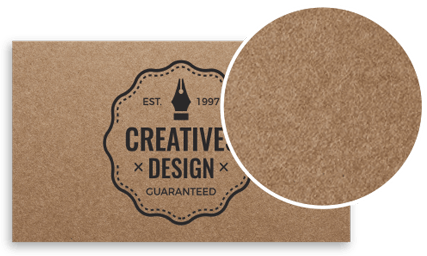 natural, recycled paper business cards, enderby, bc