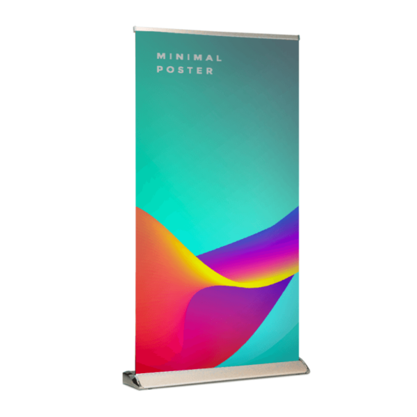 Premium Wide Pull Up Banner, Canada